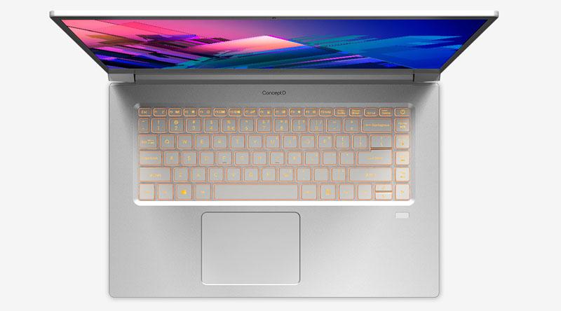 Acer ConceptD: El Ordenador para diseñadores y no es Apple
