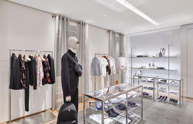 Nuevo espacio Dior Men Madrid