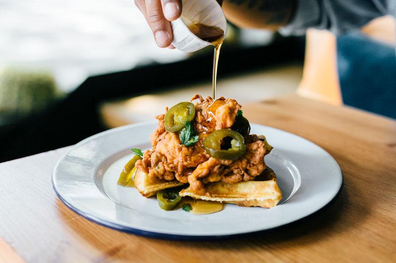 DooBop, pollo frito al estilo Louisiana en Barcelona