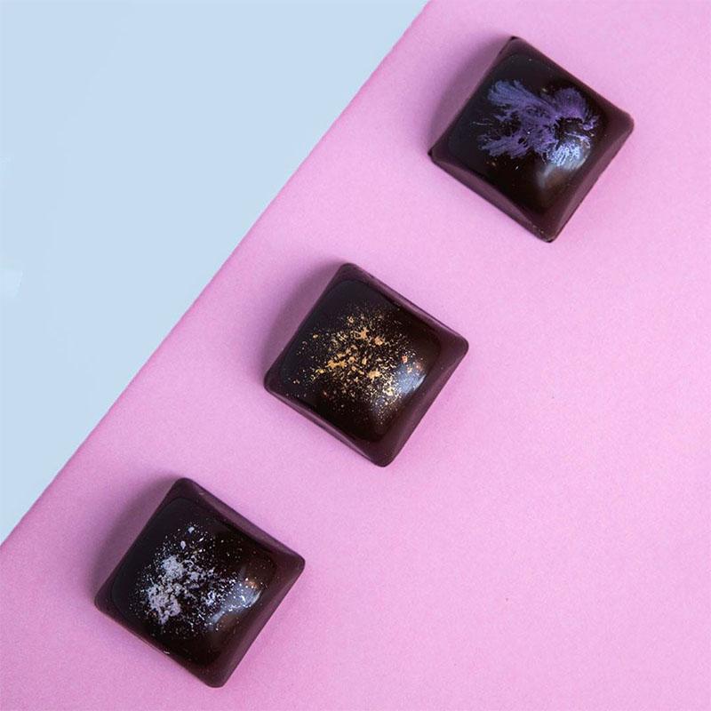 Flor D'kko: chocolate de los de antes, diseños de ahora