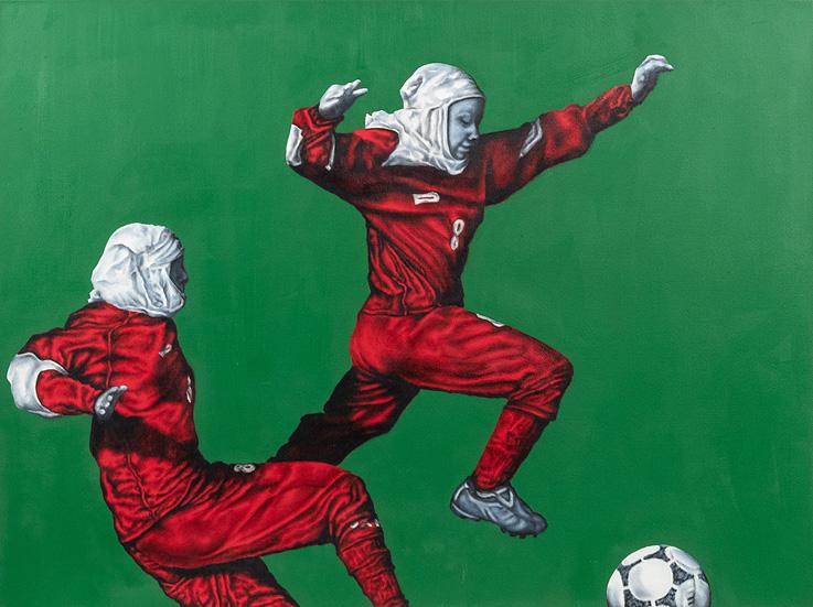 Football is Art ¿extraña pareja?
