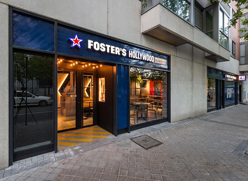 Foster's Hollywood Street, la nueva marca de Foster's