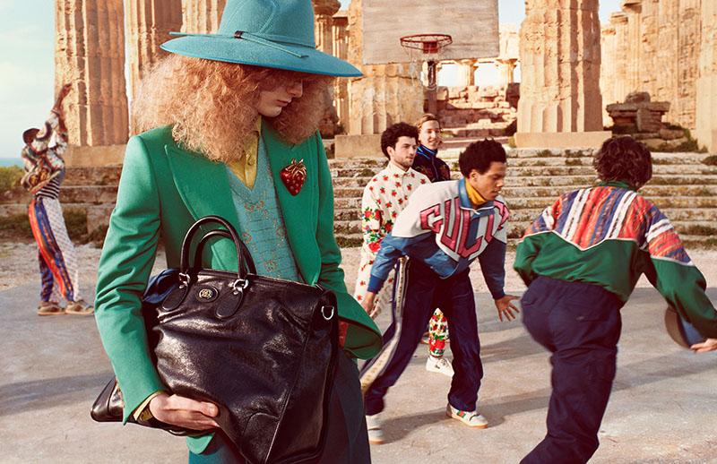 Campaña Gucci Pre-Fall 2019