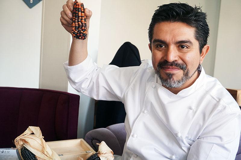 Año del Maíz en Mezcal Lab: más mexicano que nunca