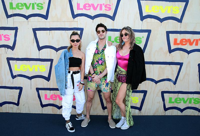 Levi's nos prepara para Coachella