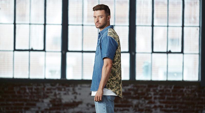 Levi's x Justin Timberlake, nueva colección primavera 2019