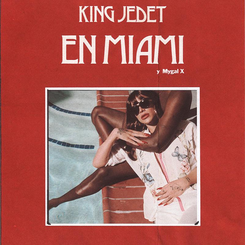 King Jedet En Miami y en Primera Clase