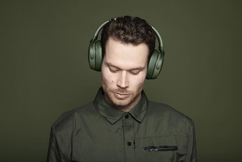 Los auriculares más verdes de Skullcandy