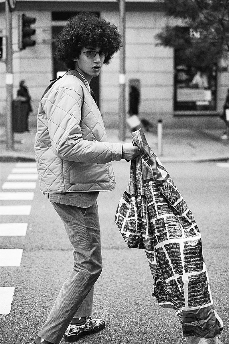 Portfolios Fotografía de Moda: Lucho Dávila