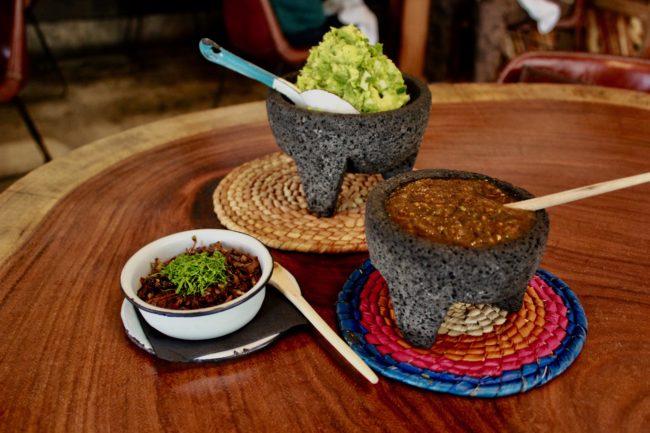 Restaurante Oaxaca: entra en México por la puerta grande