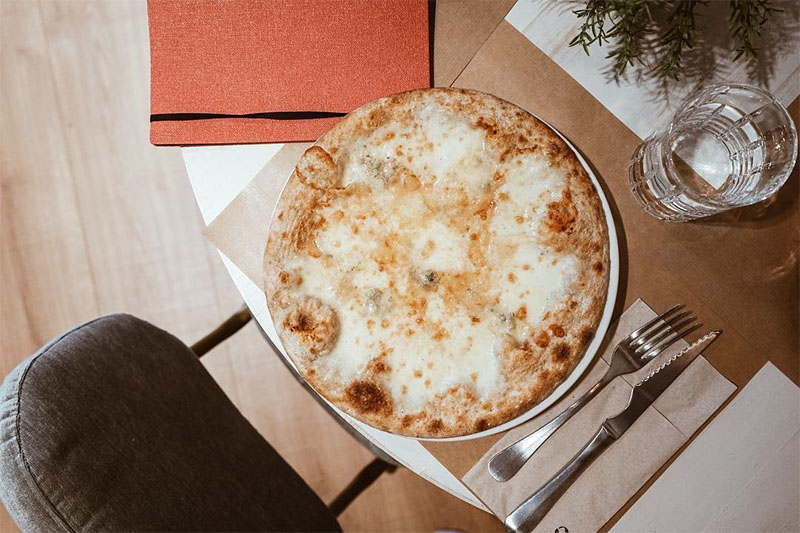 Araldo: memorables pizzas veronesas en Madrid