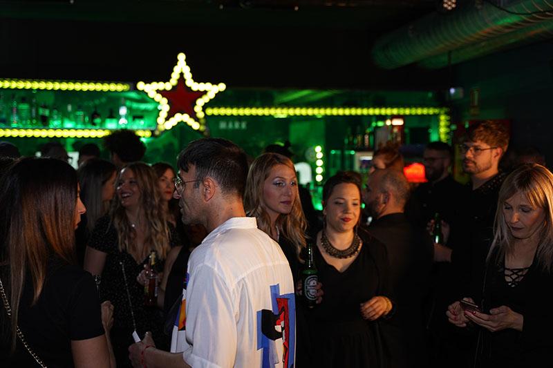Seguimos con las Black Parties: Valencia