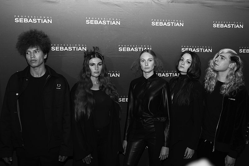 Neo2 by Sebastian Professional Black Parties: Valencia