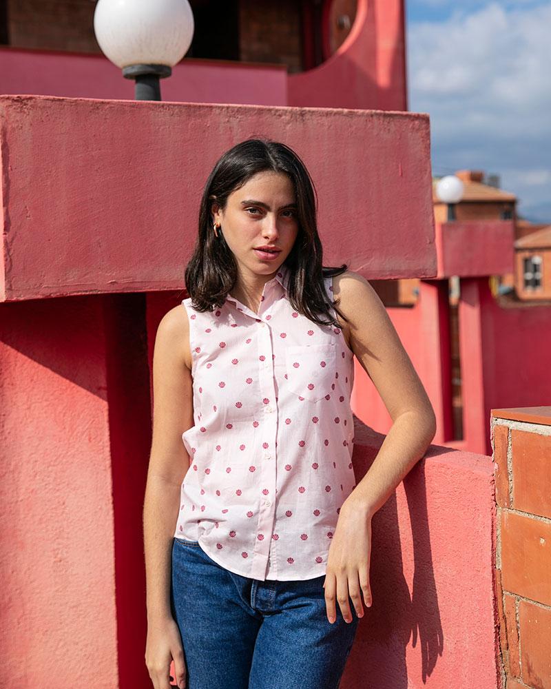 La Bauhaus hecha moda por Brava Fabrics para el verano 2019