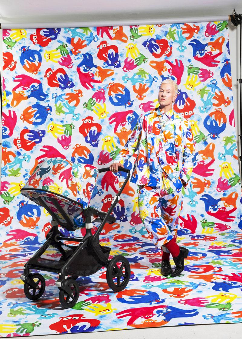 Bugaboo y el artista holandés Bas Kosters