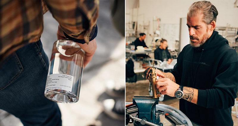 Empirical Spirits o la nueva era de las bebidas artesanas