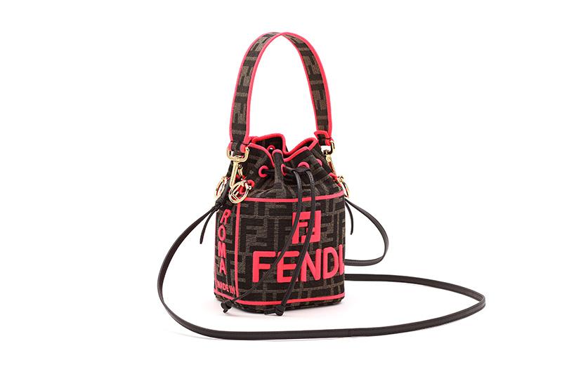 El lado más arty de Fendi en exclusiva para Neo2