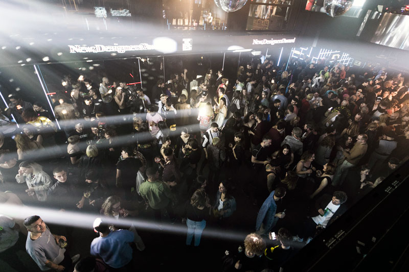 El Madrid más creativo en Black Parties de Neo2 y Sebastian