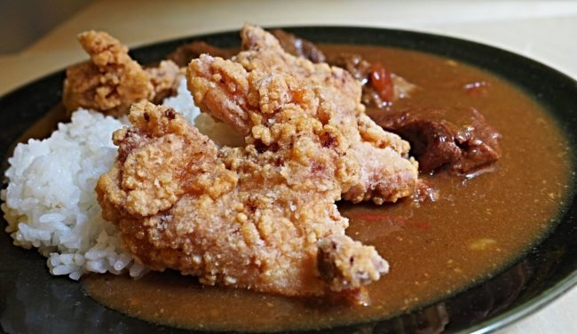 Fan Curry Hacci, auténtico curry japonés en Barcelona