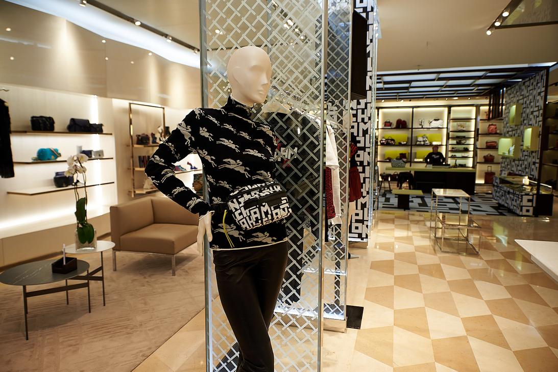 Longchamp presenta LGP, cosmopolita, moderno y de lujo