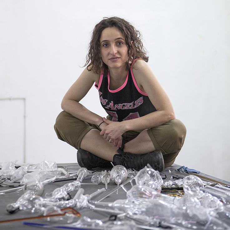 Lara Fluxà, entrevistamos a la joven artista mallorquina