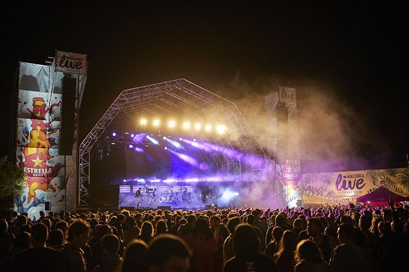 Mallorca Live Festival 2019 desde