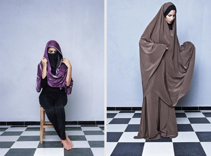 Maya Ines Touam, el poder femenino en el mundo árabe