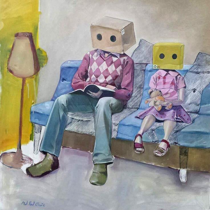 Mohamed Saïd Chair, joven artista marroquí