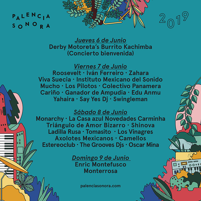 XVI edición del Palencia Sonora