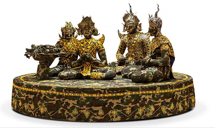Sareth Svay - arte desde Camboya