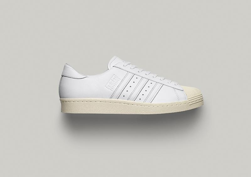 La mejor colección de zapatillas blancas x adidas Originals