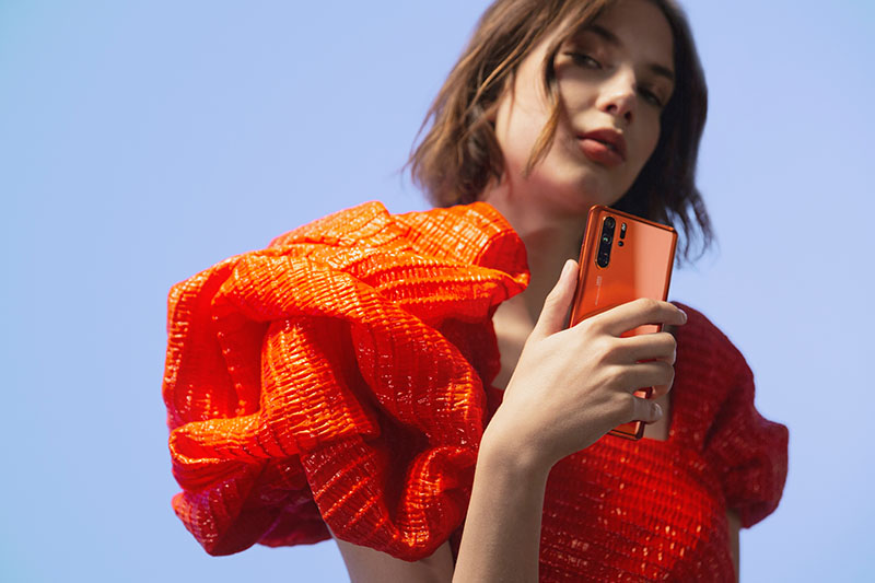 Annakiki x Huawei presenta Fashion Flair
