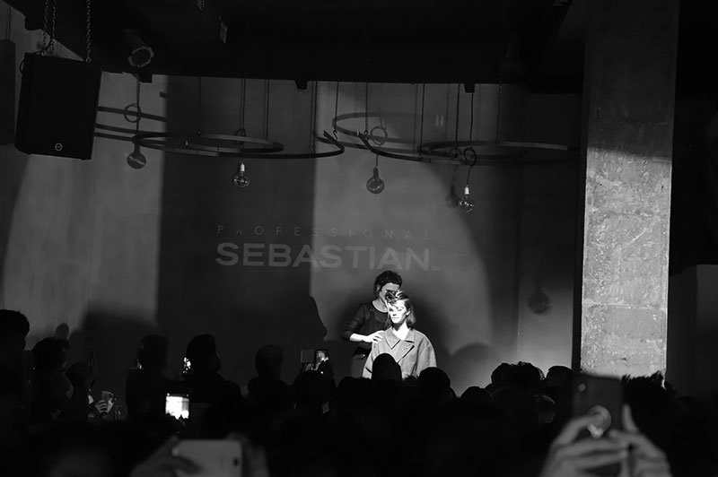 Black Party: Barcelona con Sebastian Professional & Neo2