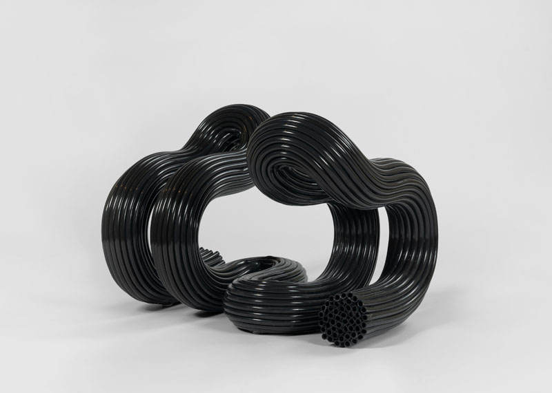 Diseño Experimental de Sillas, Exposición The Chair