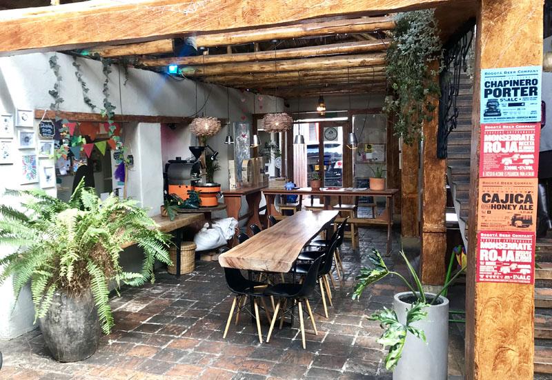 Gastronomía en Bogotá, crónica de un viaje