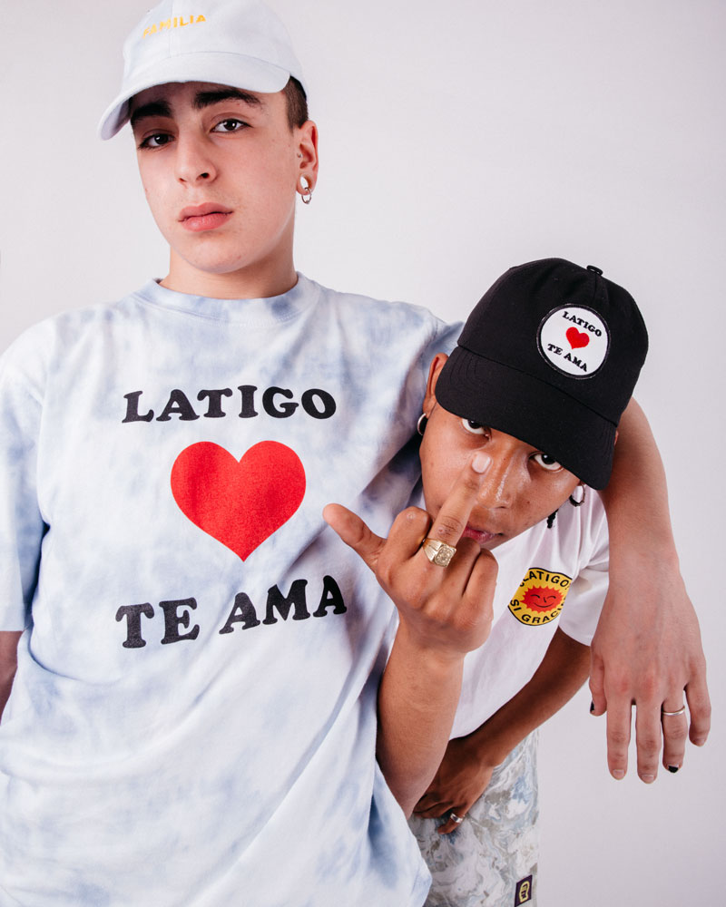 Latigo Te Ama, para amantes de la cultura street añeja