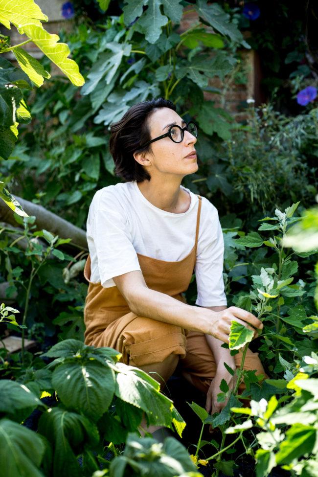 Laura Veraguas, cocina natural en Iradier