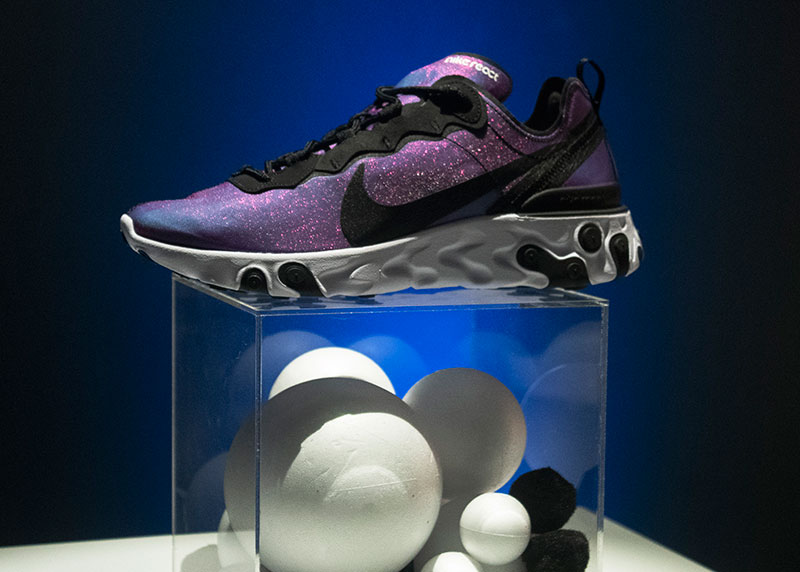 Nike React Element 55, Pura Ciencia