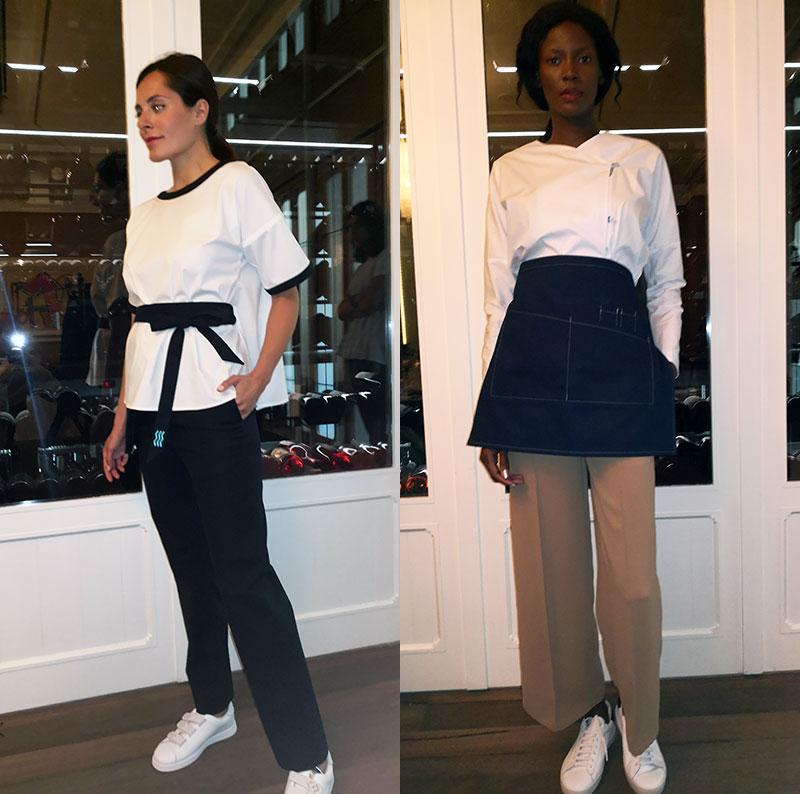 Alumna de IED Madrid diseña los nuevos uniformes Pullmantur