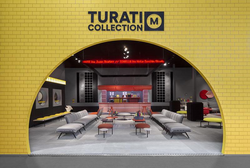 Colección Turati de Sancal: Luz y Color