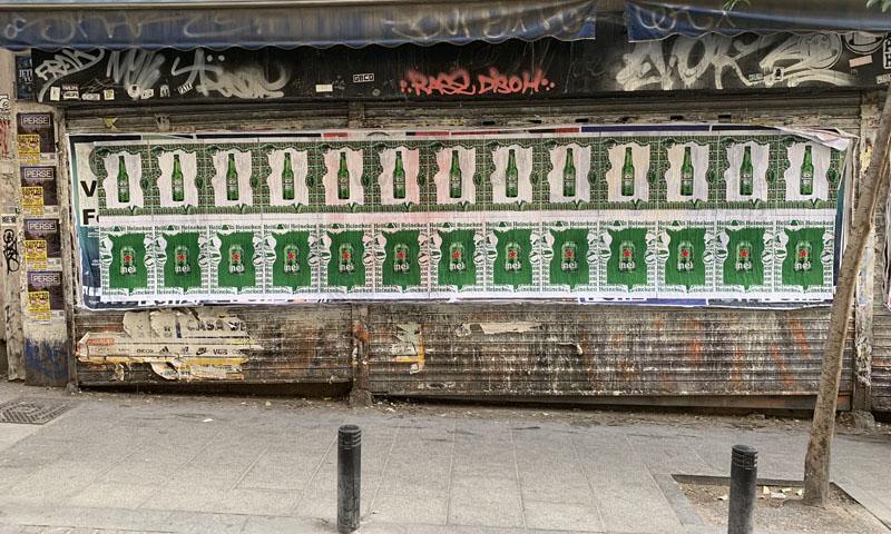 Cervezas para Bailar: Heineken y Desperados