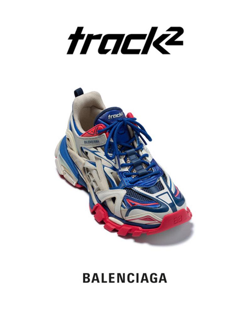 Balenciaga presenta las sneakers del futuro