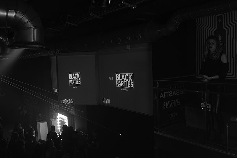 Neo2 by Sebastian Professional Black Parties: Bilbao