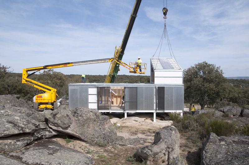 La Casa Industrializada: Arquitectura del futuro