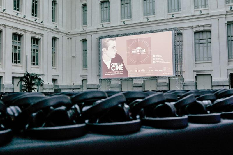 Cibeles de Cine 2019 arranca este finde en Madrid