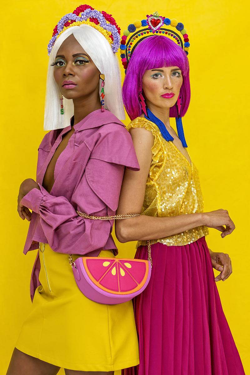 Editorial Candy Pop x Eddy Ballardi