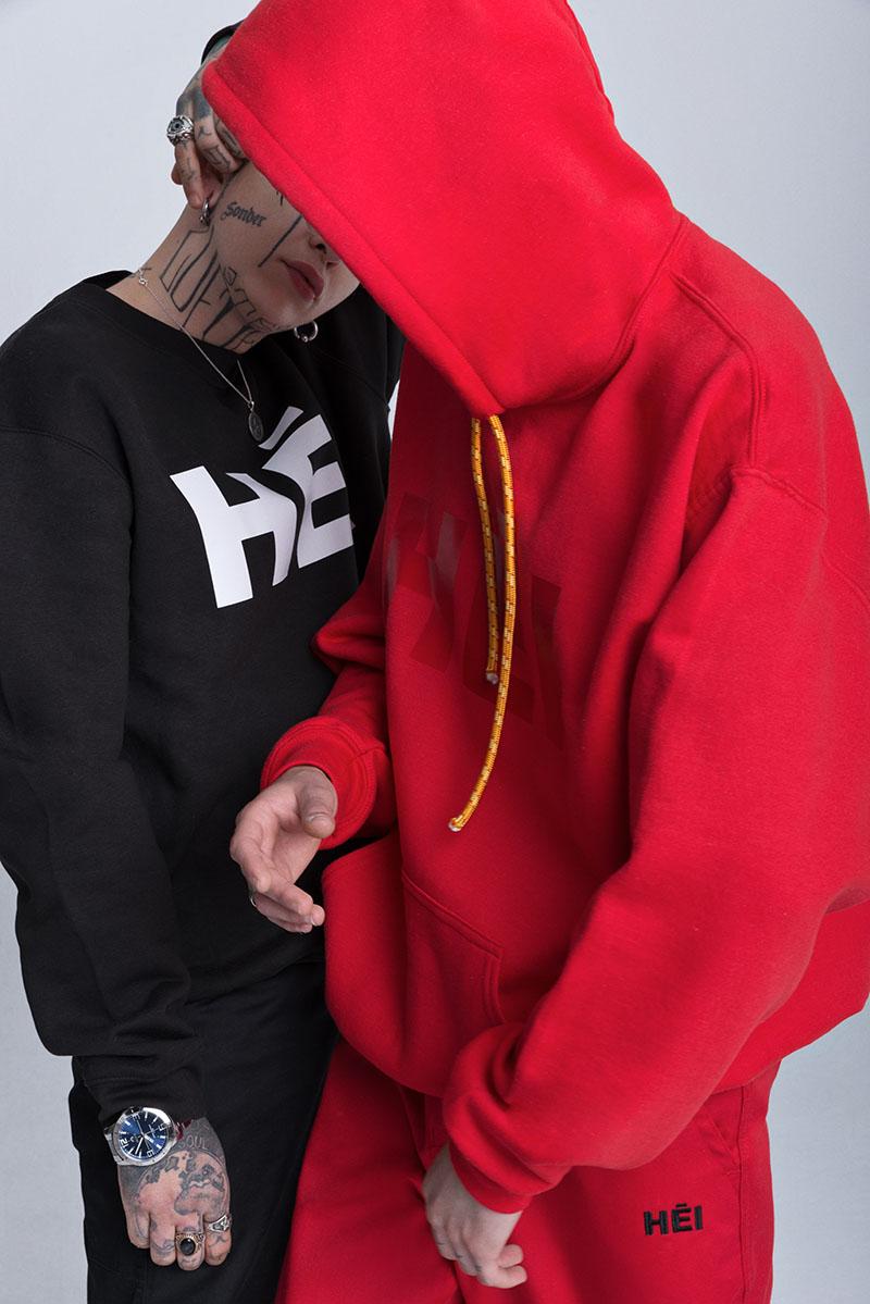 Lo nuevo de Hēi Black Fashion