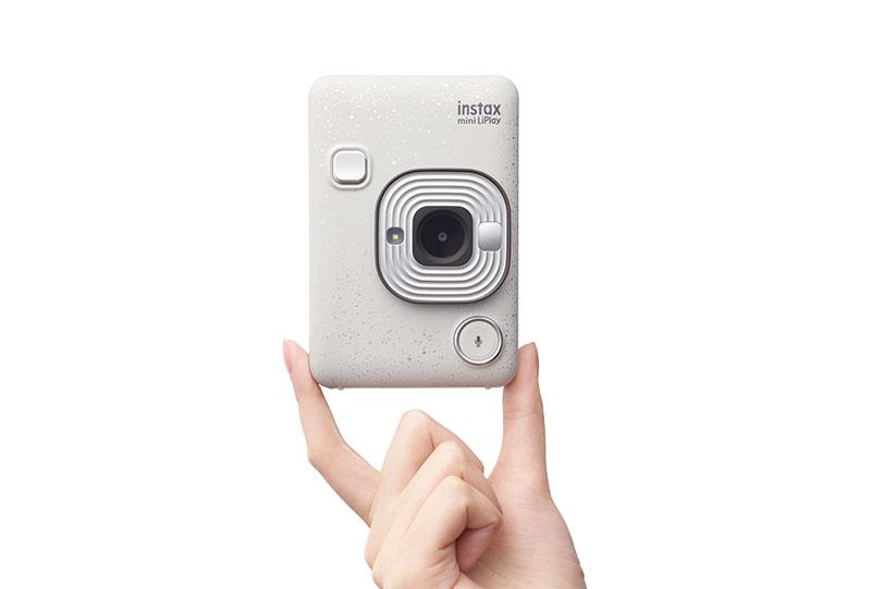 Mini LiPlay lo último en fotografía instantánea