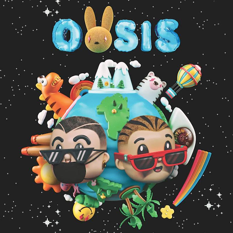 J Balvin y Bad Bunny lanzan el álbum conjunto