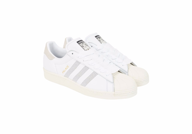Palace rediseña la mítica Adidas Originals Superstar